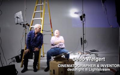 Dedolight Lightstream VIDEO (4 mins)